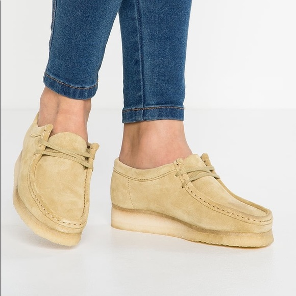 exclusive range elegant shoes sale online Clarks ORIGINAL Women's Wallabees Sz 8.5